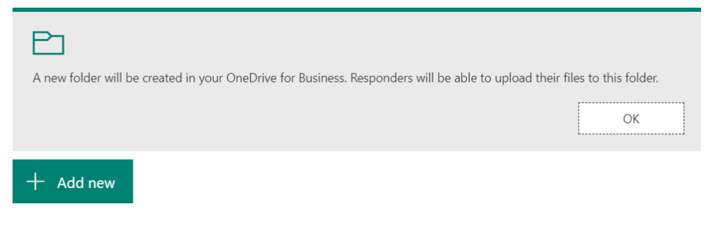 Upload A Document When Completing A Microsoft Form Do Well With Ilt